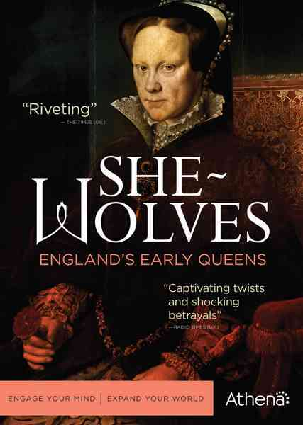 SHE WOLVES:ENGLAND'S EARLY QUEENS BY CASTOR,HELEN (DVD)