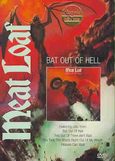 CLASSIC ALBUMS:BAT OUT OF HELL BY MEAT LOAF (DVD)